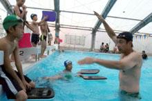 ちびっ子水泳教室1