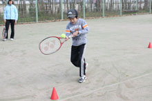 ジュニア硬式テニス1