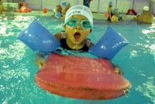 ちびっ子水泳教室2