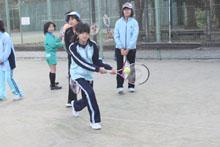 ジュニア硬式テニス2