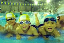 ちびっ子水泳教室4