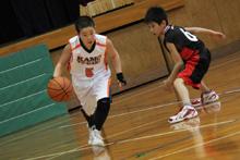 ミニバスケットボール2