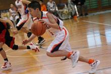 ミニバスケットボール3