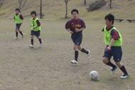 サッカー(F.C.UNNAN)