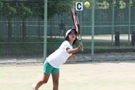 ジュニア硬式テニス