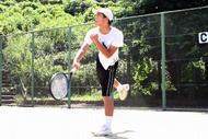 一般硬式テニス